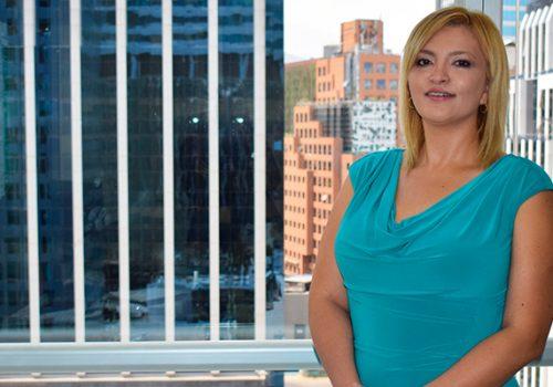 Expo Element presenta a Carolina Jara Galleguillos, presidenta del Comité Técnico